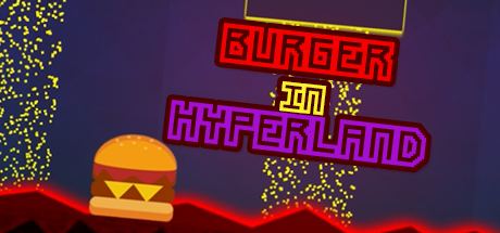 Burger in Hyperland