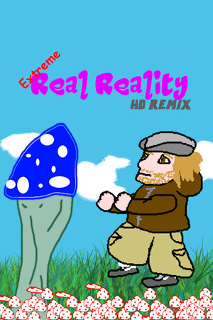 Extreme Real Reality HD Remix poster image on Steam Backlog