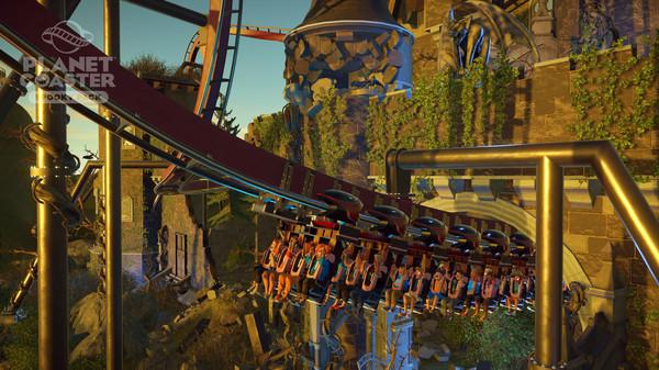 KHAiHOM.com - Planet Coaster - Spooky Pack
