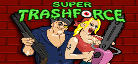 Teaser image for Super Trashforce