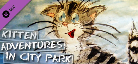 Kitten adventures in city park - Bonus Content