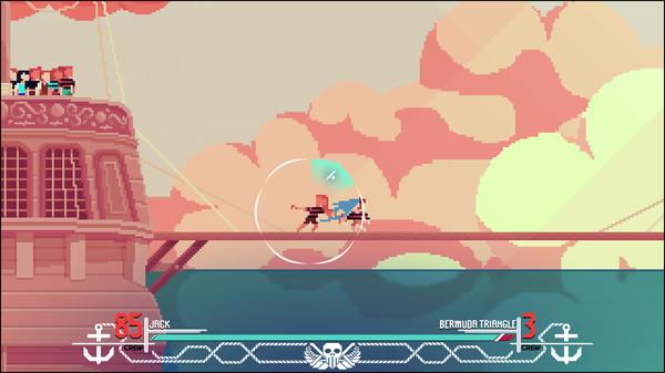 Screenshot of Don't Sink