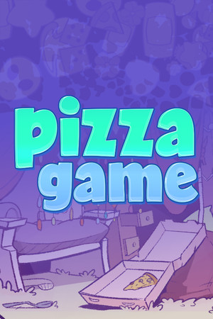 Pizza Game poster image on Steam Backlog