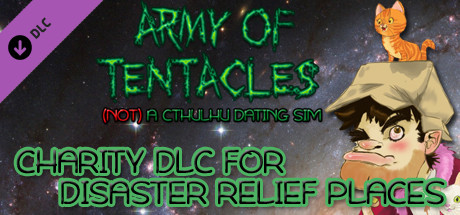 Army of Tentacles: CHARITY DLC FOR DISASTER RELIEF PLACES