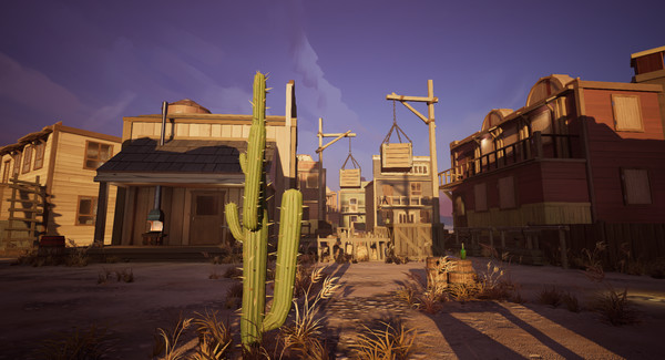 High Noon VR Screenshot