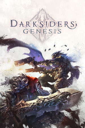 Darksiders Genesis poster image on Steam Backlog