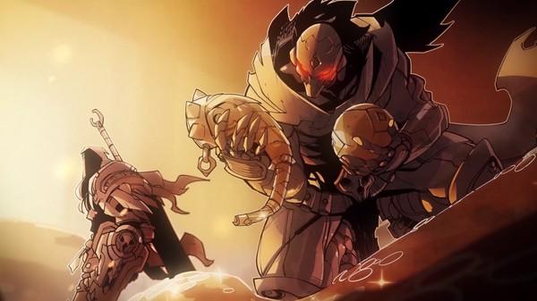 скриншот Darksiders Genesis 4