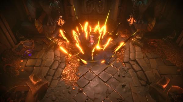 скриншот Darksiders Genesis 0