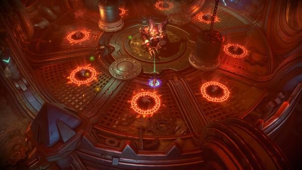 скриншот Darksiders Genesis 3