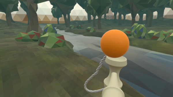 KENDAMVR - Virtual Reality Kendama