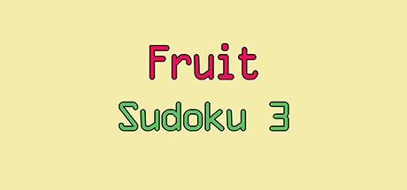 Fruit Sudoku🍉 3