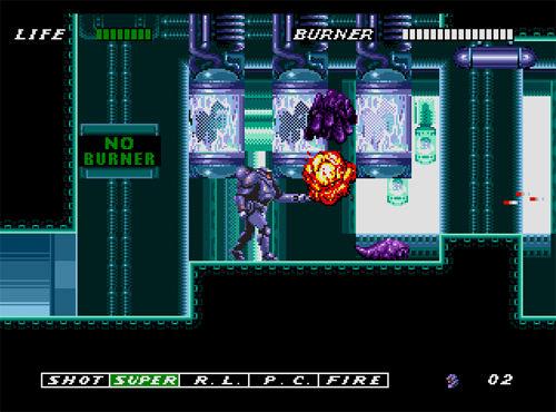Download ESWAT: City Under Siege Full PC Game