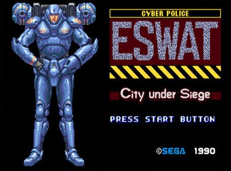 ESWAT™: City Under Siege