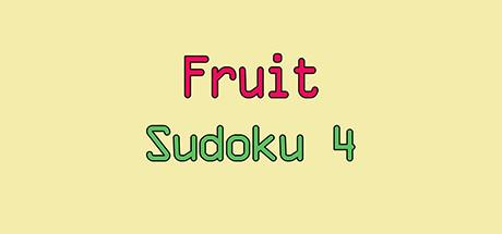 Fruit Sudoku🍉 4