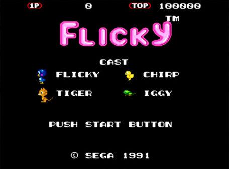 Flicky™
