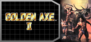 Golden Axe II cover art