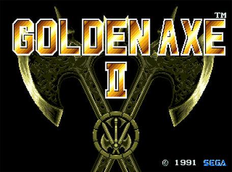 Golden Axe™ II