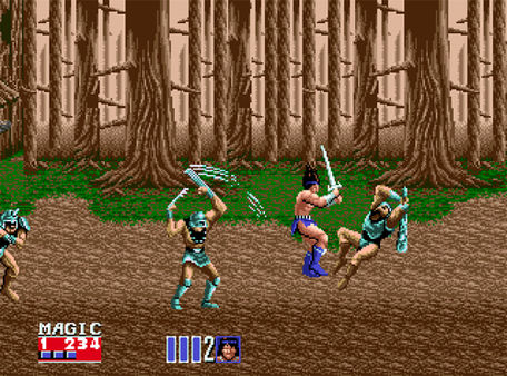 Golden Axe™ II