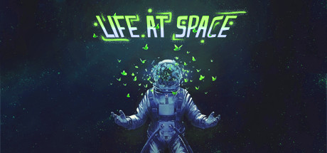Life At Space cover art