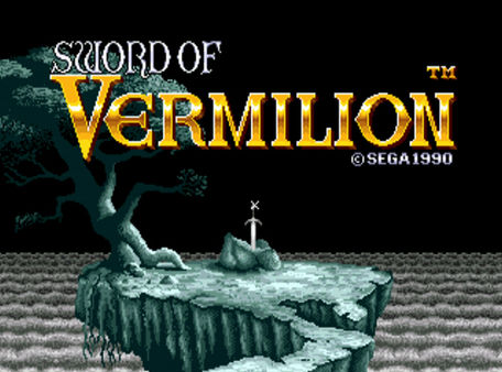 Sword of Vermilion™