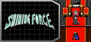 Shining Force cover art