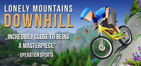 Lonely Mountains: Downhill title thumbnail