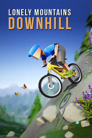 Lonely Mountains: Downhill poster image on Steam Backlog
