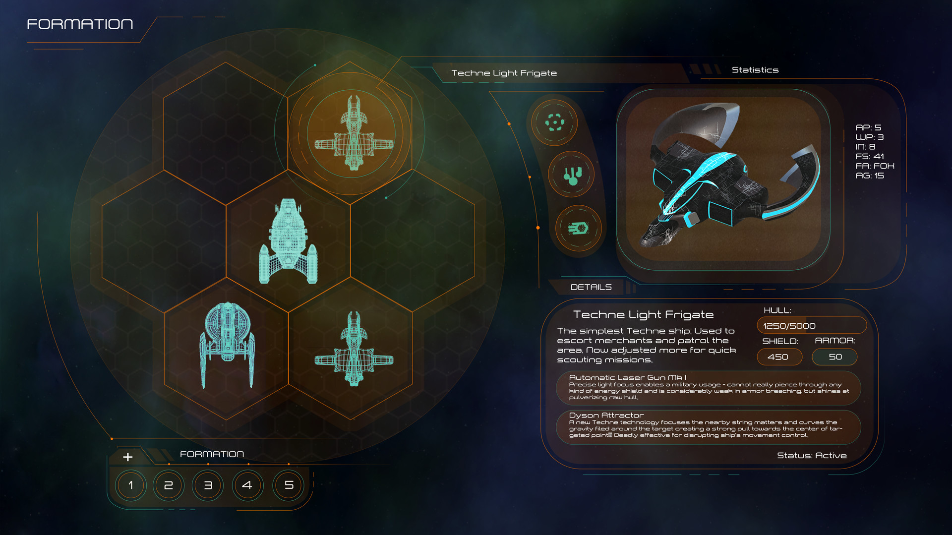 TFF: The Final Frontier on Steam