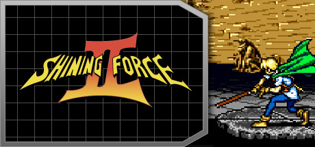 Купить Shining Force II