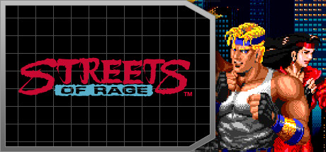 Streets of Rage cover art