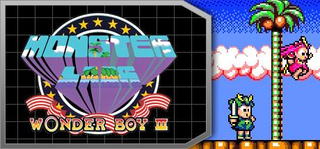 Купить Wonder Boy III: Monster Lair