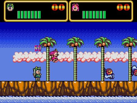 Wonder Boy III: Monster Lair