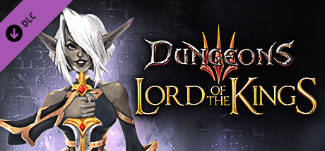 Dungeons 3 - Campaign - Lord of the Kings