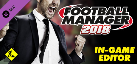 Football Manager 2018 - In-Game Editor · AppID: 711730