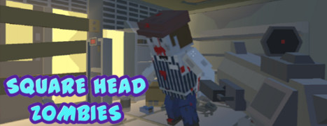 Square Head Zombies - FPS Game - 方头僵尸
