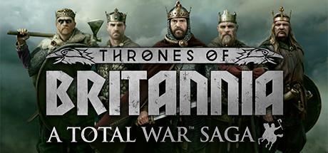 Total War Saga Thrones of Britannia [PT-BR] Capa