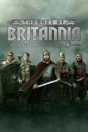 Total War Saga: THRONES OF BRITANNIA poster image on Steam Backlog
