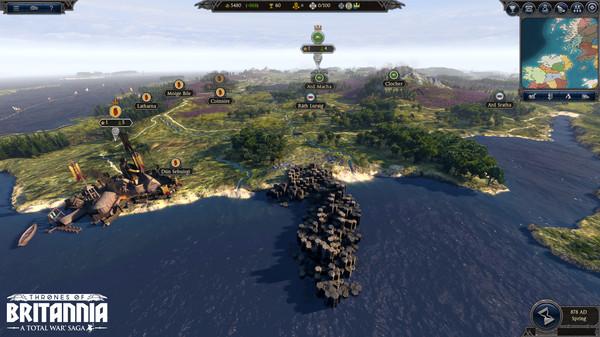 Total War Saga: THRONES OF BRITANNIA Image 12
