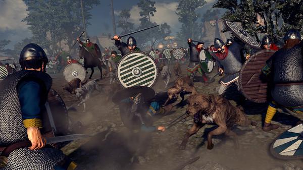 Total War Saga: THRONES OF BRITANNIA Image 0