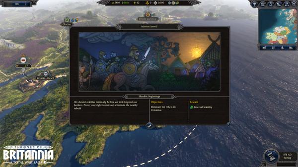 Total War Saga: THRONES OF BRITANNIA Image 13