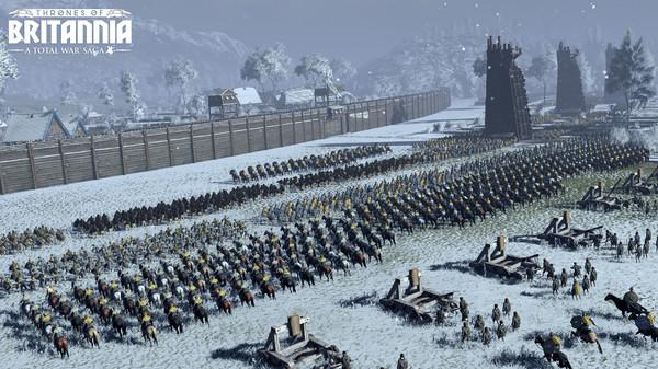 Total War Saga: THRONES OF BRITANNIA Image 11