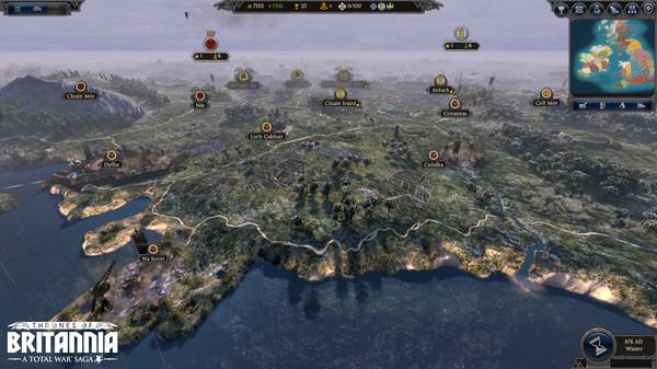 TWS Thrones of Britannia PC « Skidrow & Reloaded Games