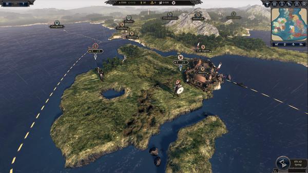 Total War Saga: THRONES OF BRITANNIA Image 4