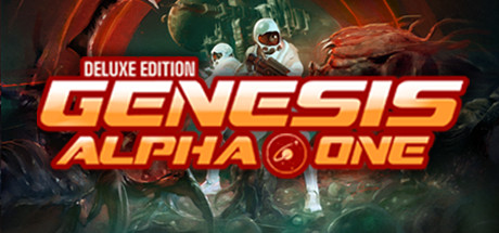 Genesis Alpha One Deluxe Edition Capa