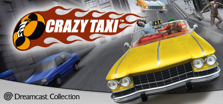 Game Banner Crazy Taxi