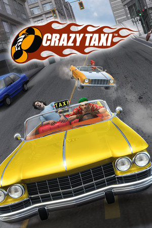Crazy Taxi poster image on Steam Backlog