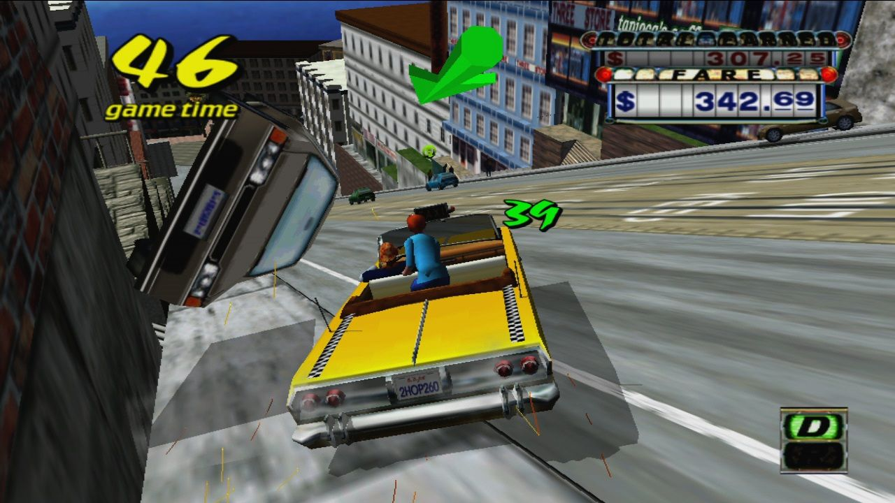 Crazy taxi classic full game download