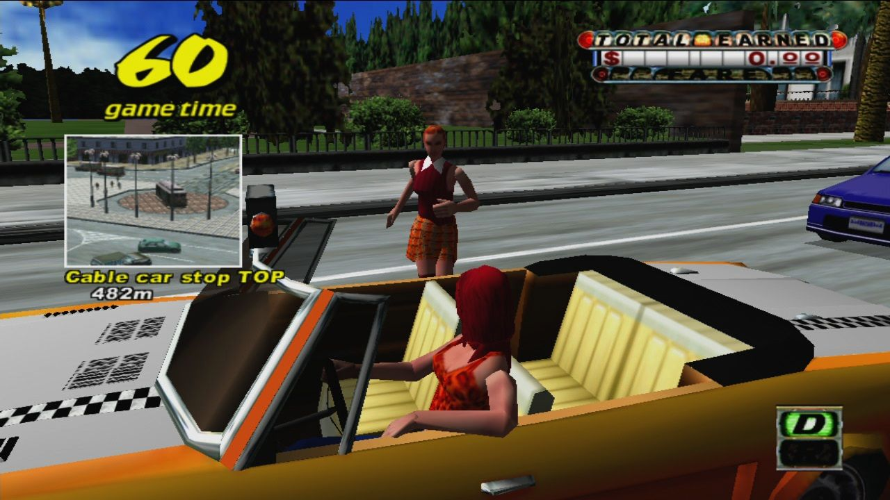 Find the best laptop for Crazy Taxi