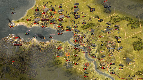 download order of battle panzerkrieg cracked by codex rpg rts co-op games include all dlc and latest update mirrorace multiup