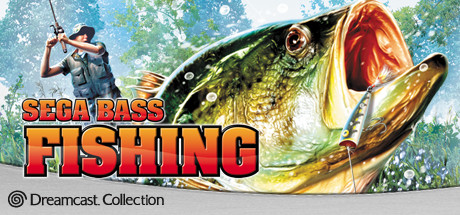 Game Banner SEGA Bass Fishing